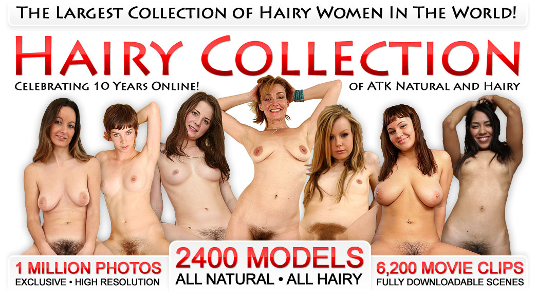 Welcome to Hairy Amateur Women